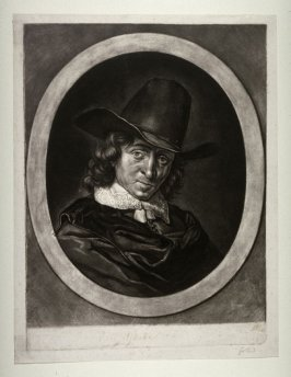 Self-Portrait of Adriaen van Ostade