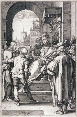 [Christ being shown to Pilate](Copy)
