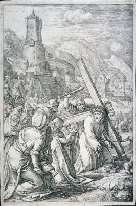 [Christ carrying the cross](Copy)