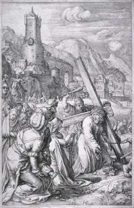 The Bearing of the Cross from The Passion