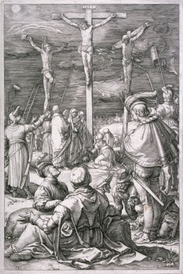 Calvary from The Passion