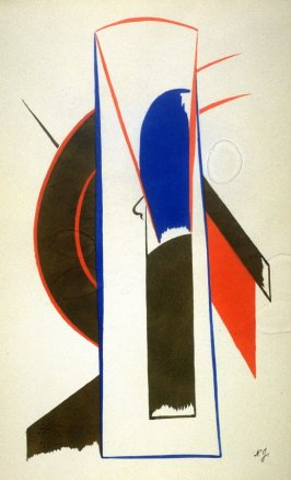 Grime,fourteenth plate in the portfolio, L'Art décoratif théâtral moderne (Paris:La Cible, 1919)