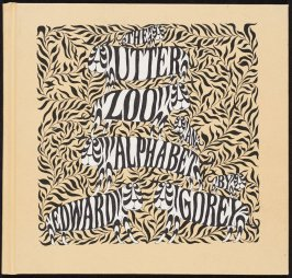 The Utter Zoo, an Alphabet