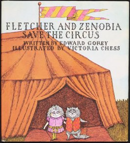 Fletcher and Zenobia Save the Circus