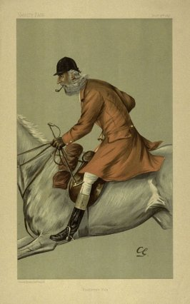 """Blackmore Vale"", from Vanity Fair, November 1, 1897"