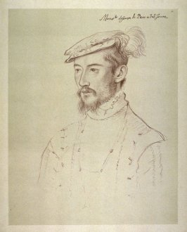 Mousier de Guise le Pere as a young man