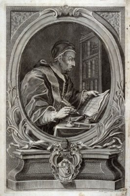 Portrait of a Pope