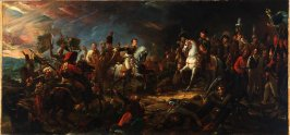 General Rapp Reporting to Napoleon the Defeat of the Russian Imperial Guard, Austerlitz (2 December 1805)