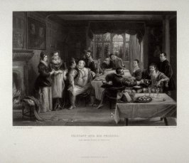 Falstaff and His Friends (The Merry Wives of Windsor)
