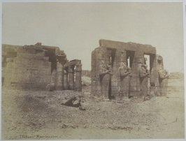 Thebes - Ramesseion