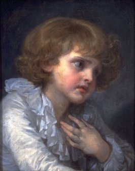 Head of a Young Boy (Tete d'un Garcon)