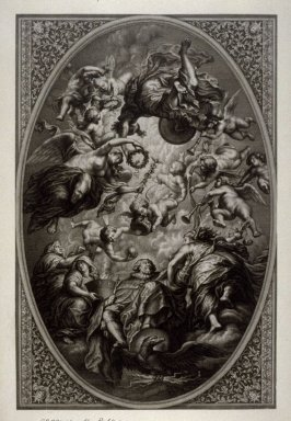 Apotheosis of James III