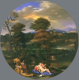 Landscape with Venus and Cupid