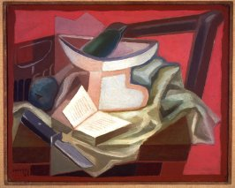 Still Life with Book