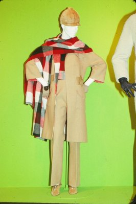 Sport Ensemble (Coat, Shirt, Trousers, Stole and Belt)