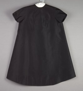 Ensemble: cape top and skirt