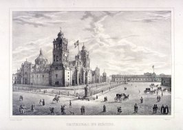 Catedral de Méjico (Cathedral of Mexico City)