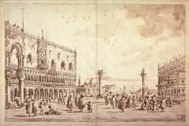 The Piazzetta, Looking to the Sea (Venice)