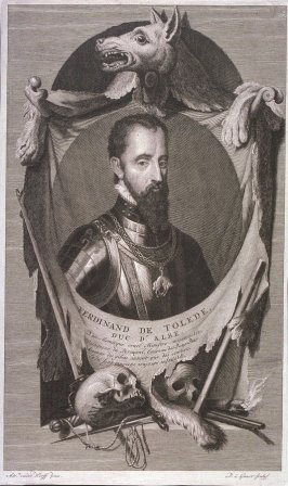 Portrait of Ferdinand of Toledo, Duke of Albany