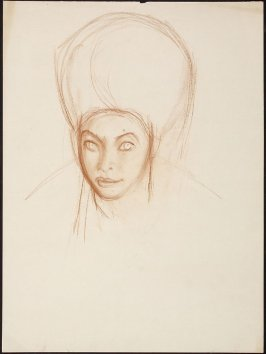 Untitled (Woman with Turban)