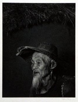 An old hobo.