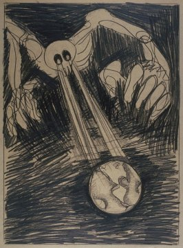 Study for Destruction, End of the World, or Flash Light