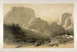 The Acropolis, Lower End of the Valley - The Holy Land