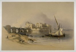 The Citadel of Sidon - The Holy Land