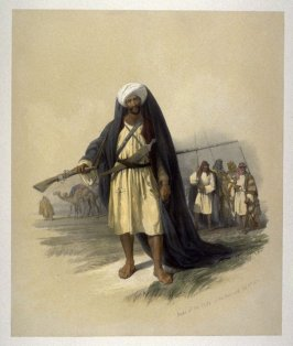 Arabs of the Tribe of the Benisaid- The Holy Land