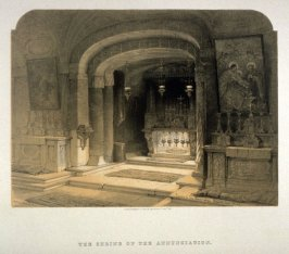The Shrine of the Annunciation - The Holy Land