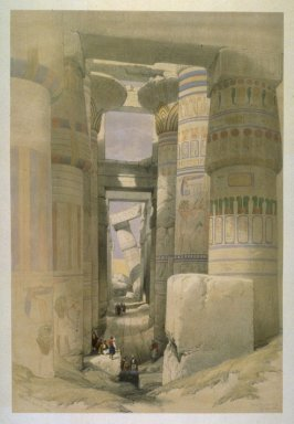 Temple of Karnac - Egypt