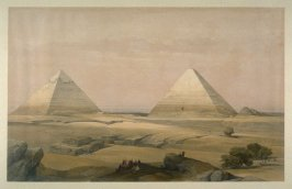 Pyramids of Geezeh - Egypt