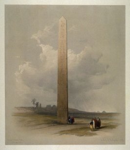 The Obelisk of On (Heliopolis) - Egypt