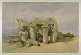 Kom Ambo, erected under the reigns of Ptolomaius and Cleopatra - Egypt