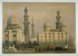 Tombs of the Memlooks, Cairo - Egypt