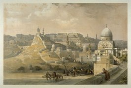 The Citadel of Cairo, Residence of Mohamed Ali - Egypt