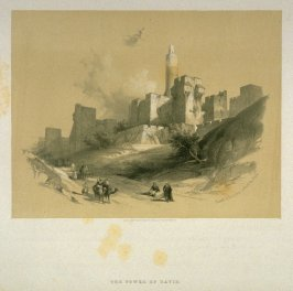 The Tower of David - The Holy Land