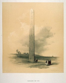 Obelisk of On - Egypt