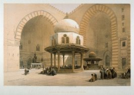 Mosque of Sultan Hassan, Cairo - Egypt