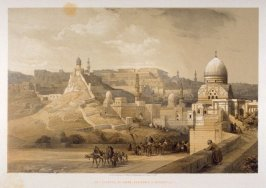 The Citadel of Cairo, Residence of Mehemet Ali - Egypt