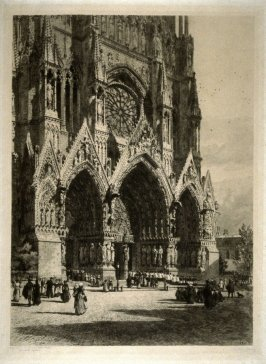 Portals of Reims Cathedral