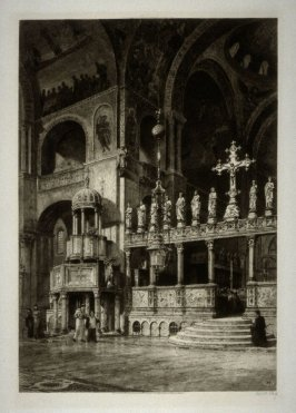 St. Mark's, Venice: Interior