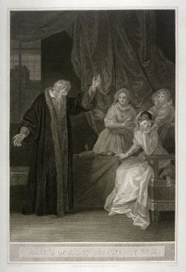 Mary Q. of Scots Reproved by Knox