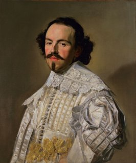 Portrait of a Gentleman in White