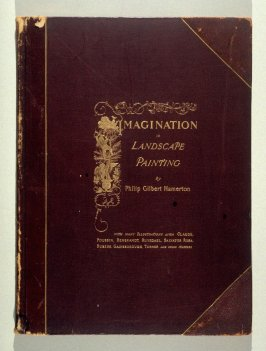 Imagination in landscape Painting (London: Seeley & Co., 1887)