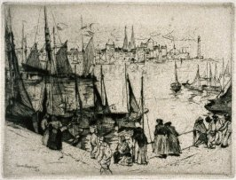 Fisher Harbor (The Harbor of Ostende)