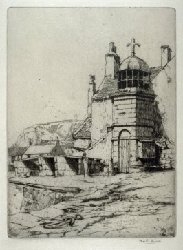 The Old Harbour Light, North Queensferry