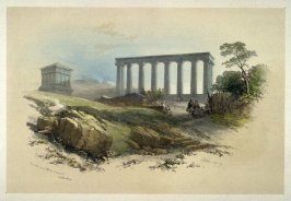 National Monument, Calton Hill.