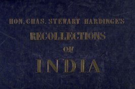 Recollections of India ... Part I. British India and the Punjab (London: Thomas M'Lean, 1847)