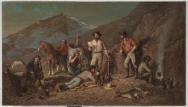 Discovery of the Comstock Lode, June 12, 1859